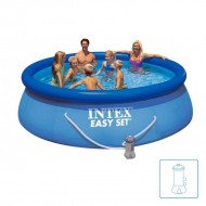INTEX™ Easy Set Pool - Ø 366 x 76 cm - Incl. pomp