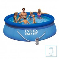 INTEX™ Easy Set Pool - Ø 366 x 91 cm - Incl. pomp