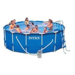 INTEX™ Metal Frame Pool - 300 x 200 cm