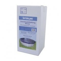 Interline warmtepomp - 8,5 kW (zwembaden 55.000 - 70.000 liter)