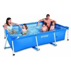 INTEX™ Metal Frame Pool - 450 x 220 cm