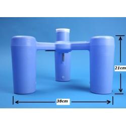 Monza Zwembadverwarming - Solar Bol